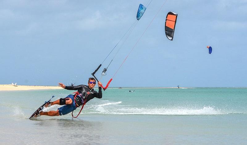 Kitesurfing for beginners tricks