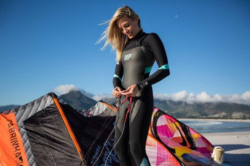 wetsuit for kitesurfing