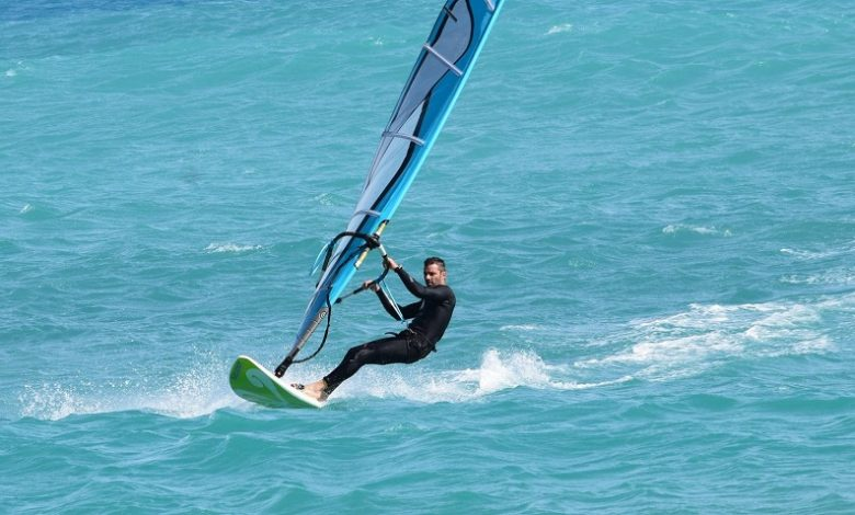 6 things to learn in windsurfing