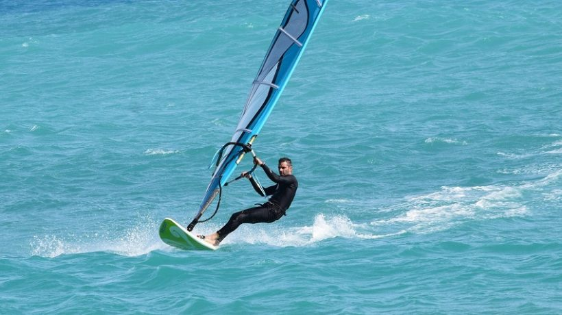 The top 6 things to learn in windsurfing