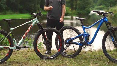 Kids Hardtail Versus Full Suspension MTB Bike