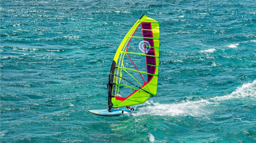 Types of windsurfing boards