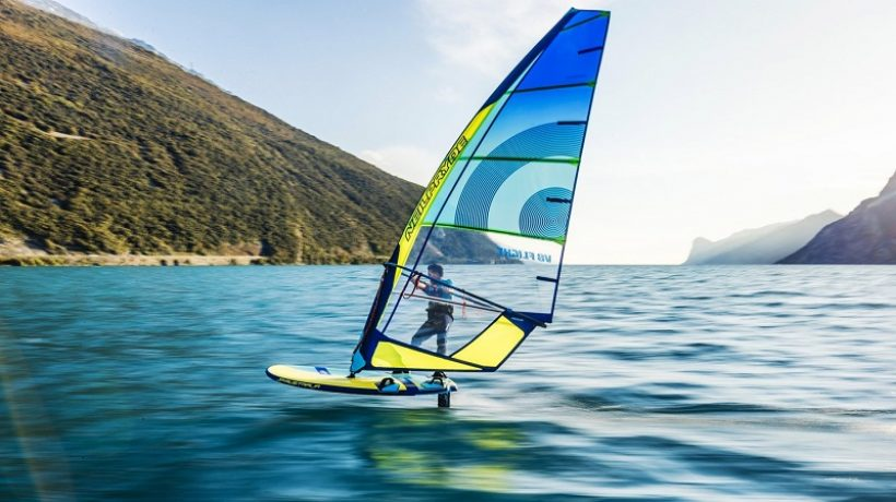 Types of Windsurfing Competitions