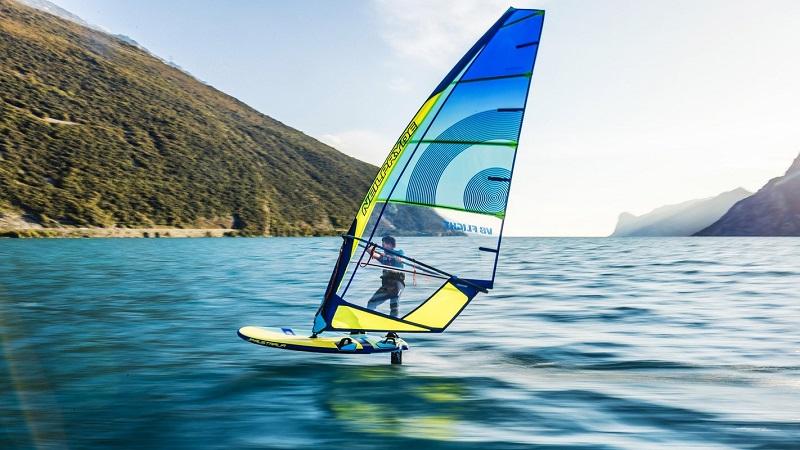 Types of Windsurfing